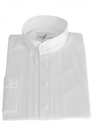 Arzberger Trachtenhemd mit Stehkragen