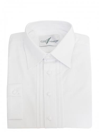 Arzberger Trachtenhemd weiß, SLIM
