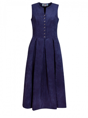 Berwin & Wolff Cordkleid, marineblau, elegant
