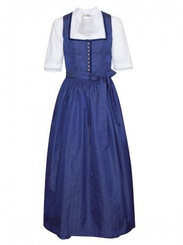 Wenger Katinka Dirndlkleid, festlich, royalblau