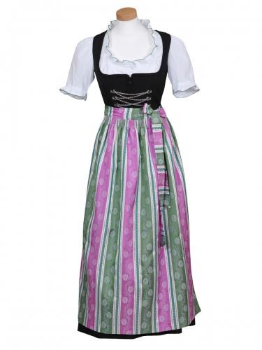 Moser Trachtenkleid Chantal/Nelly in schwarz