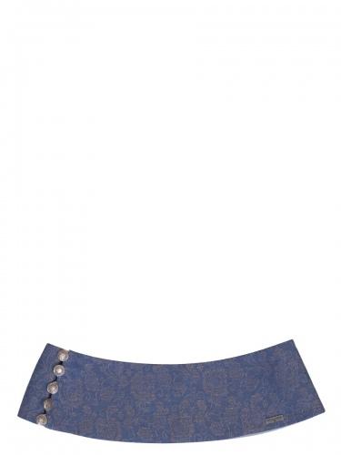 Die Rockmacherin Schärpe Eva, jeansblau