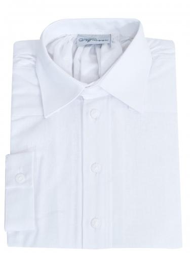 Arzberger Musikantenpfoad, weiß, Trachtenhemd